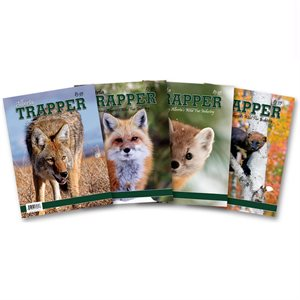 Alberta Trapper Magazine