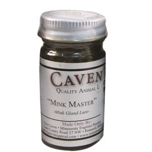 "Caven's Lures - ""Mink Master"" Gland Lure (1 oz.)"