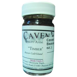 "Caven's Lures - ""Timber!"" Beaver Call/Gland Lure (1 oz.)"