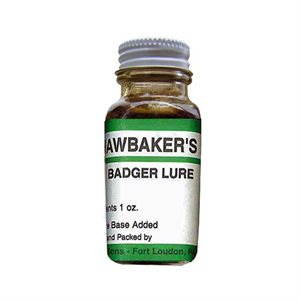 Hawbaker's Badger Lure (1 oz.)