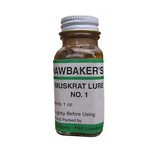 Hawbaker's Muskrat #1 Lure (1 oz.)
