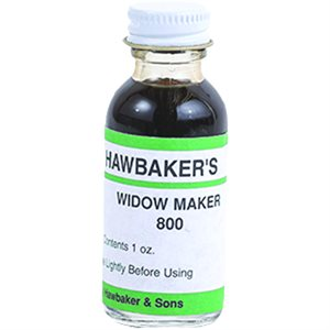 Hawbaker's Widow Maker 800 (Fox) Lure, 1 Oz.