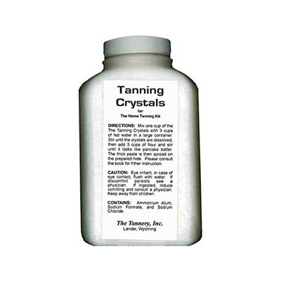Replacement Crystals for Home Tanning Kits