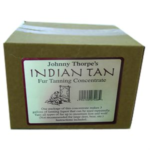 Johnny Thrope's Indian Tan