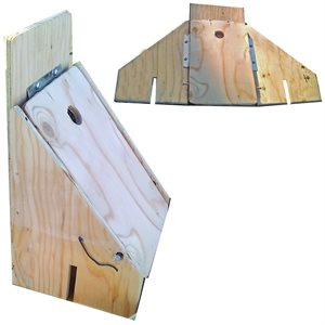 Collapsible Marten Box - Wood