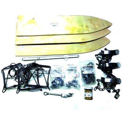 Muskrat Trapping Starter Kit