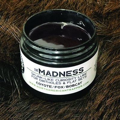 North American Trapper Lure - The Madness (2 oz)