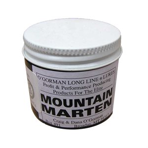 O'Gorman's Mountain Marten Call Lure (2 oz.)