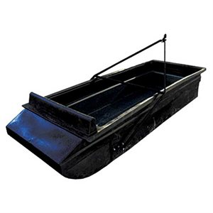 "Freight Sled With Hitch (96"" x 30"" x 16"")"