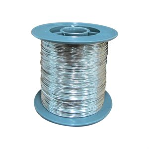 Stainless Steel Snare Wire (24 Gauge) - 500 Ft.