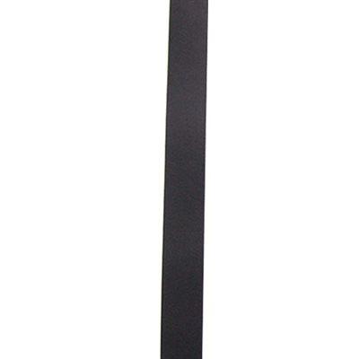 """Belt Blanks - Black (1"""")"""