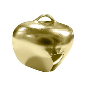 """Jingle Bells - Gold (1"""")"""