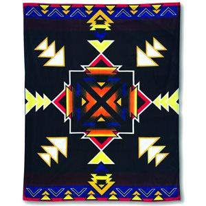 Blanket - Hogan Black
