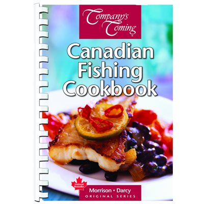 Book - Canadian Fishing Cookbook (Company's Coming)