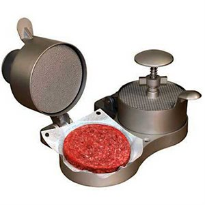 Double Burger Hamburger Press