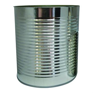 No. 10 Sanitary Food Grade Metal Can (603 x 700) Lids included