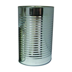 No. 3 Sanitary Food Grade Metal Can (404 x 700) Lids included