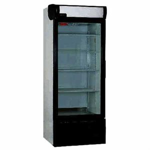 Tor-Rey Vertical Display Freezer (Model CV-16)