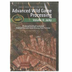 Advanced Wild Game Processing, Vol. 4: Jerky