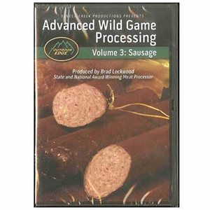 Advanced Wild Game Processing, Vol. 3: Sausage