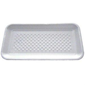 White Foam Tray - #5S