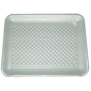 White Foam Tray - #8S