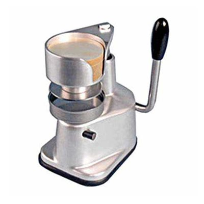 Stainless Steel Hamburger Press