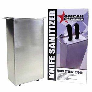 "12"" Knife Sterilizer Box"