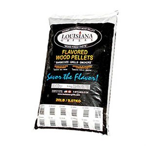 Louisiana Grills BBQ Pellets - Wisconsin Hickory and Maple Blend (40/60)