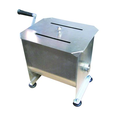 Manual Meat Mixers (w/Removable Paddle) - Model #FMM01