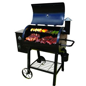Pit Boss 820 Deluxe - Louisiana Wood Pellet Grill