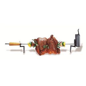 Premium Universal Electric Rotisserie