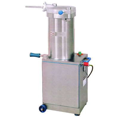 Stainless Steel Hydraulic Sausage Stuffer - Model #H26PAM