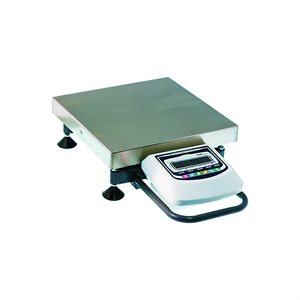"Electronic Bench and Platform Scale (15.75"" x 19.75"", 150 Kg)"