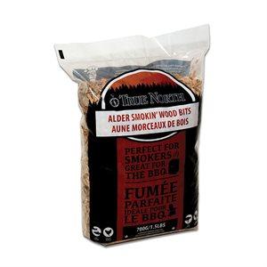 True North Smokin' Wood Chips - Alder (700 g)