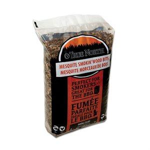 True North Smokin' Wood Bits - Mesquite (900 g)