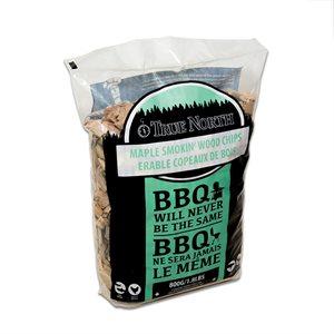 True North Smokin' Wood Chips - Maple (800 g)