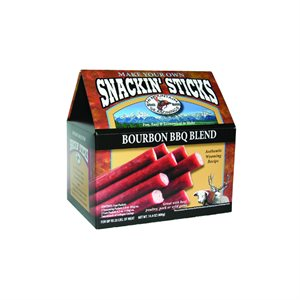 Hi Mountain Snackin' Sticks Kits - Bourbon BBQ