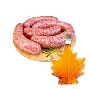 Belmont Fresh Sausage Seasoning - Maple