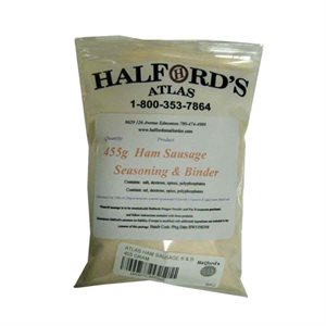 Atlas Wheat-Free Sausage Seasoning - Ham