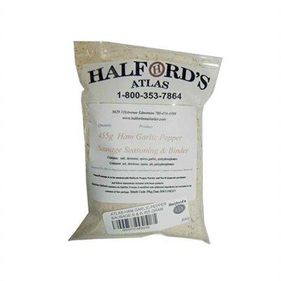 Atlas Wheat-Free Sausage Seasoning - Ham, Garlic, & Pepper