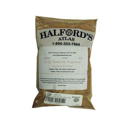 Atlas Fresh & Smoked Sausage Seasoning - Homicide Pepperoni