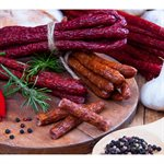 Atlas Fresh & Smoked Sausage Seasoning - Regular Pepperoni