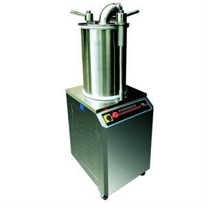 Hydraulic Sausage Stuffer 50 Lb. Cap.