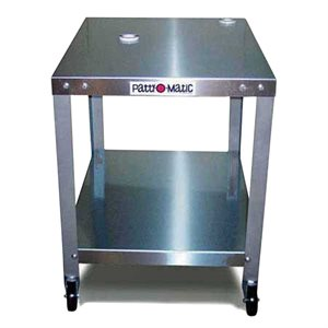 Stainless Steel Mobile Table For Protégé