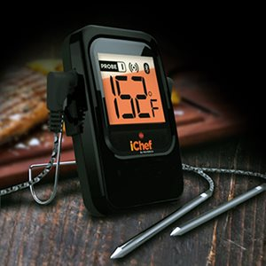 Bluetooth Digital BBQ Thermometer