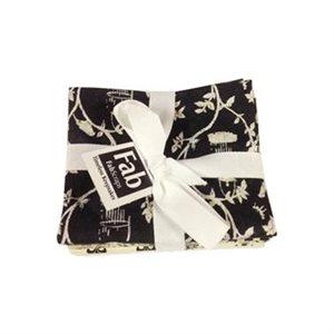 Classic Pack - Fat Quarter - Black