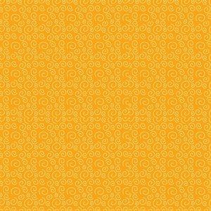 Polka Dot Pond - Orange