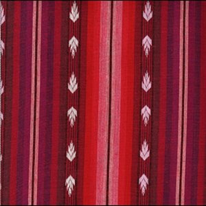 Shirting Fabric - Pink and Red Tones