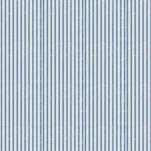 Shabbylicious - Stripe - Blue